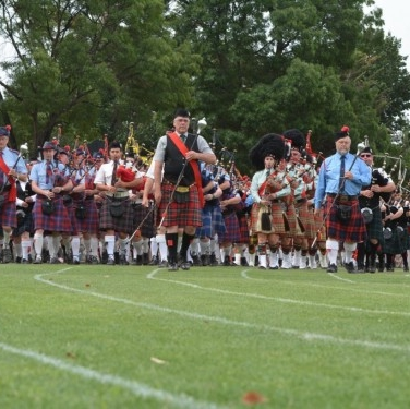 Maryborough Highland Gathering
